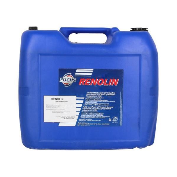 Fuchs Renolin PG 320 Трансмиссионные масла масло на основе полиалкинглиголей
