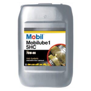 Mobil Mobilube 1 SHC 75W-90 (20л.) Технические масла Технические масла