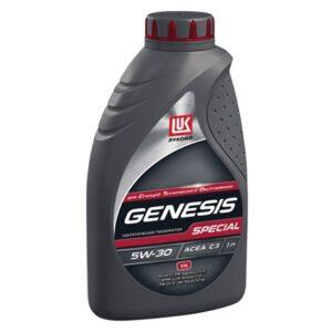 ЛУКОЙЛ GENESIS SPECIAL VN 5W-30 Масла и смазки масло для легковых и легких грузовых автомобилей Volkswagen Group