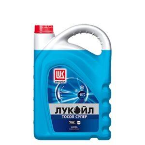 ЛУКОЙЛ ТОСОЛ СУПЕР А65 Масла и смазки _ низкозамерзающая жидкость