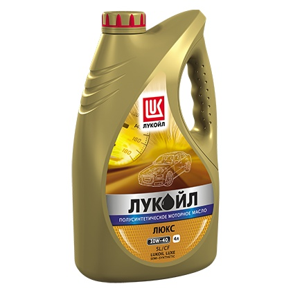 ЛУКОЙЛ ЛЮКС 10W-40 SL/CF