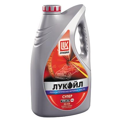 ЛУКОЙЛ СУПЕР SAE 10W40 API SG/CD