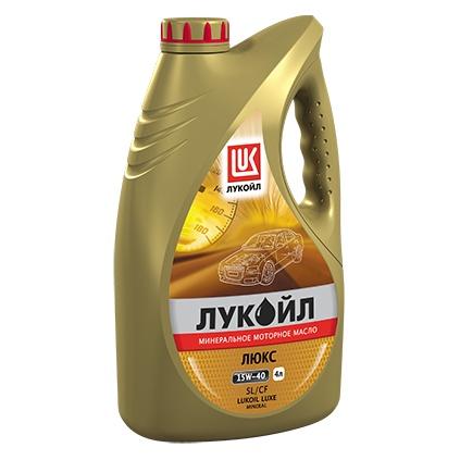 ЛУКОЙЛ ЛЮКС 15W-40