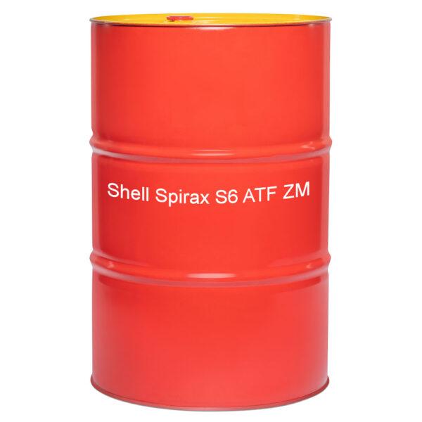 Shell Spirax S6 ATF ZM Трансмиссионные масла Трансмиссионные масла