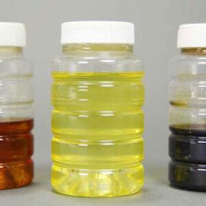 Анализ компрессорного масла